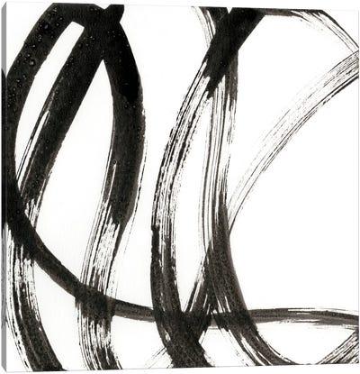 Linear Expression I Canvas Art Print