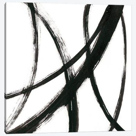 Linear Expression II Canvas Print #JLN4} by J. Holland Canvas Wall Art
