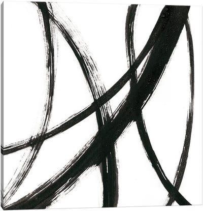 Linear Expression II Canvas Art Print