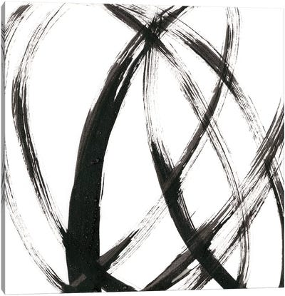 Linear Expression III Canvas Art Print