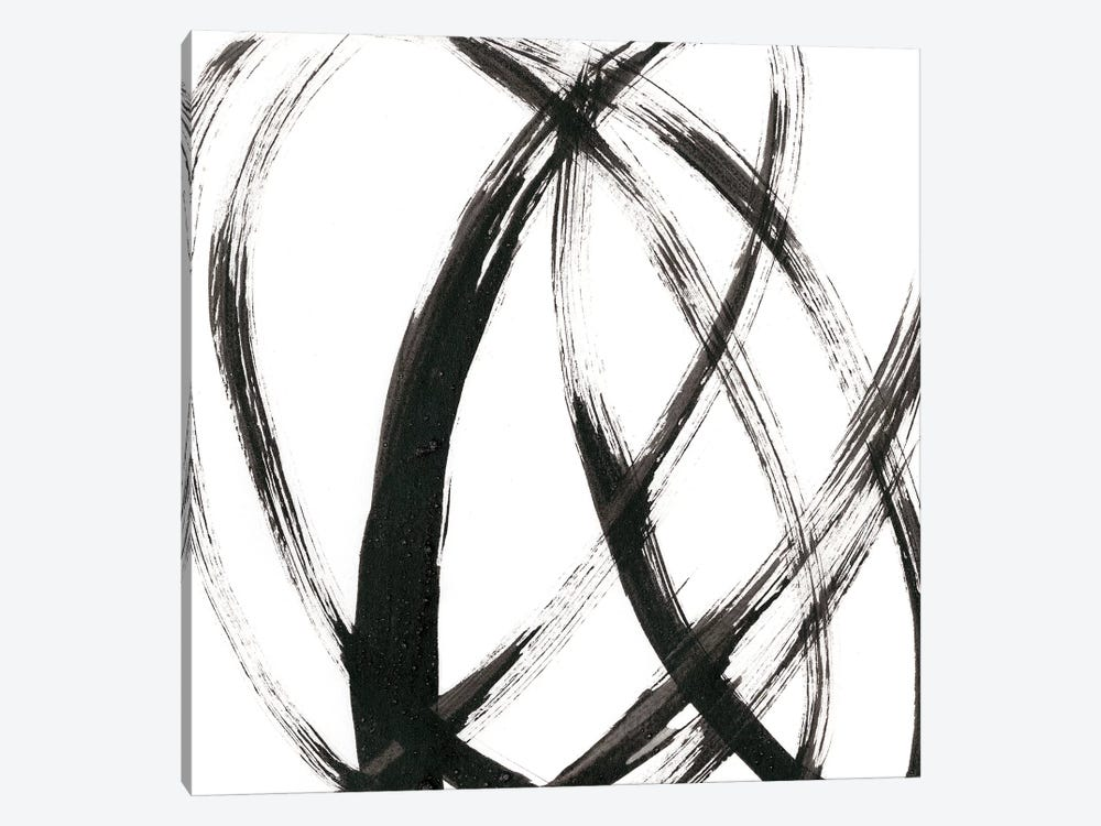 Linear Expression III by J. Holland 1-piece Art Print