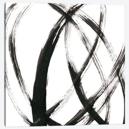 Linear Expression III Canvas Print #JLN5} by J. Holland Canvas Wall Art