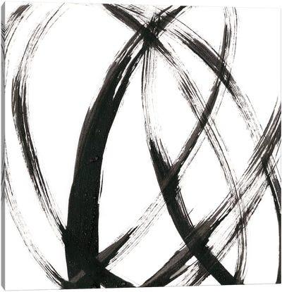 Linear Expression III Canvas Art Print