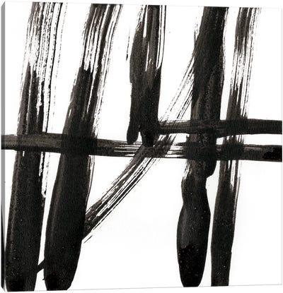 Linear Expression IV Canvas Art Print