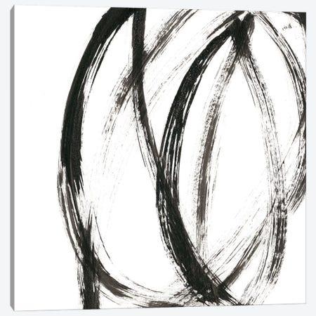 Linear Expression IX Canvas Print #JLN7} by J. Holland Canvas Wall Art