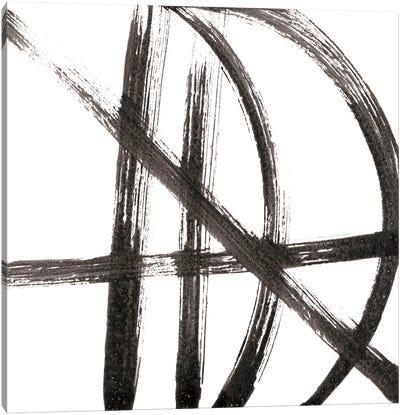 Linear Expression VIII Canvas Art Print