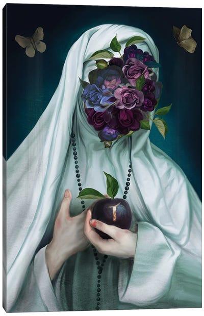 Abbess of Gaia Canvas Art Print