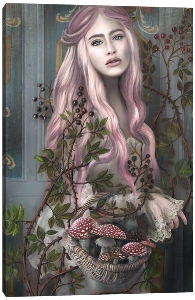 St.Amanita Canvas Art Print