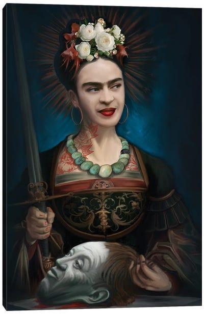 St.Frida Canvas Art Print