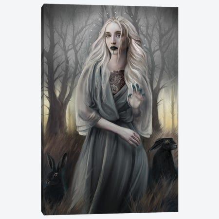 St.Melangel Canvas Print #JLO24} by Juliana Loomer Canvas Art