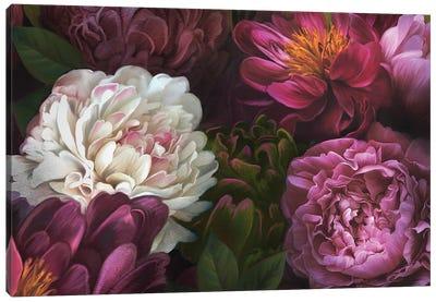 Garden Of Delight Canvas Art Print