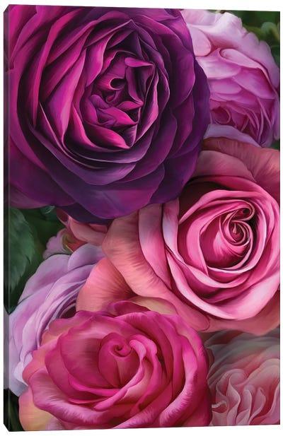 Deep Love Canvas Art Print