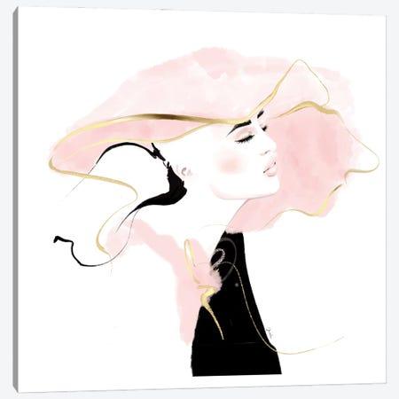 Live Your Dream Canvas Print #JLT11} by Janka Letková Canvas Art Print