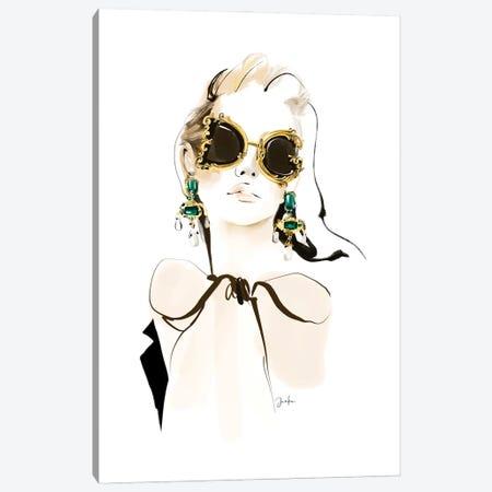 Dolce & Gabbana Accessories I Canvas Print #JLT12} by Janka Letková Canvas Print