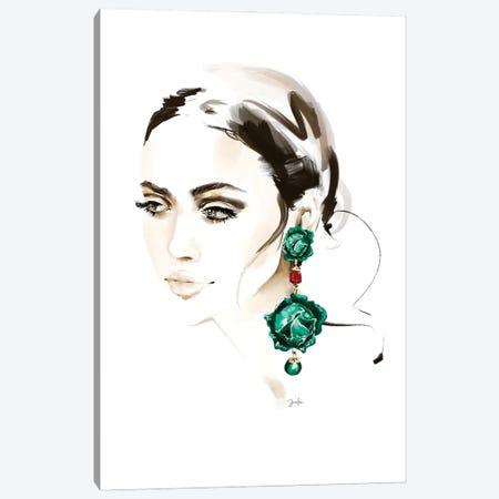 Dolce & Gabbana Accessories II Canvas Print #JLT13} by Janka Letková Art Print