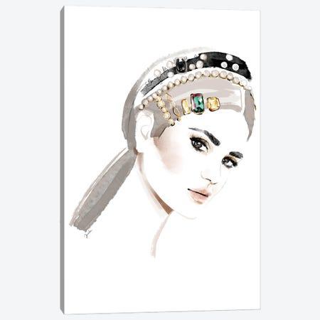 Hair Accessories Canvas Print #JLT70} by Janka Letková Canvas Print