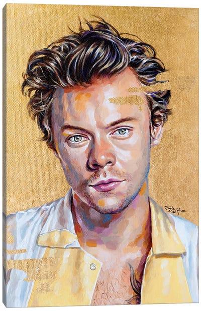Harry Styles Canvas Art Print