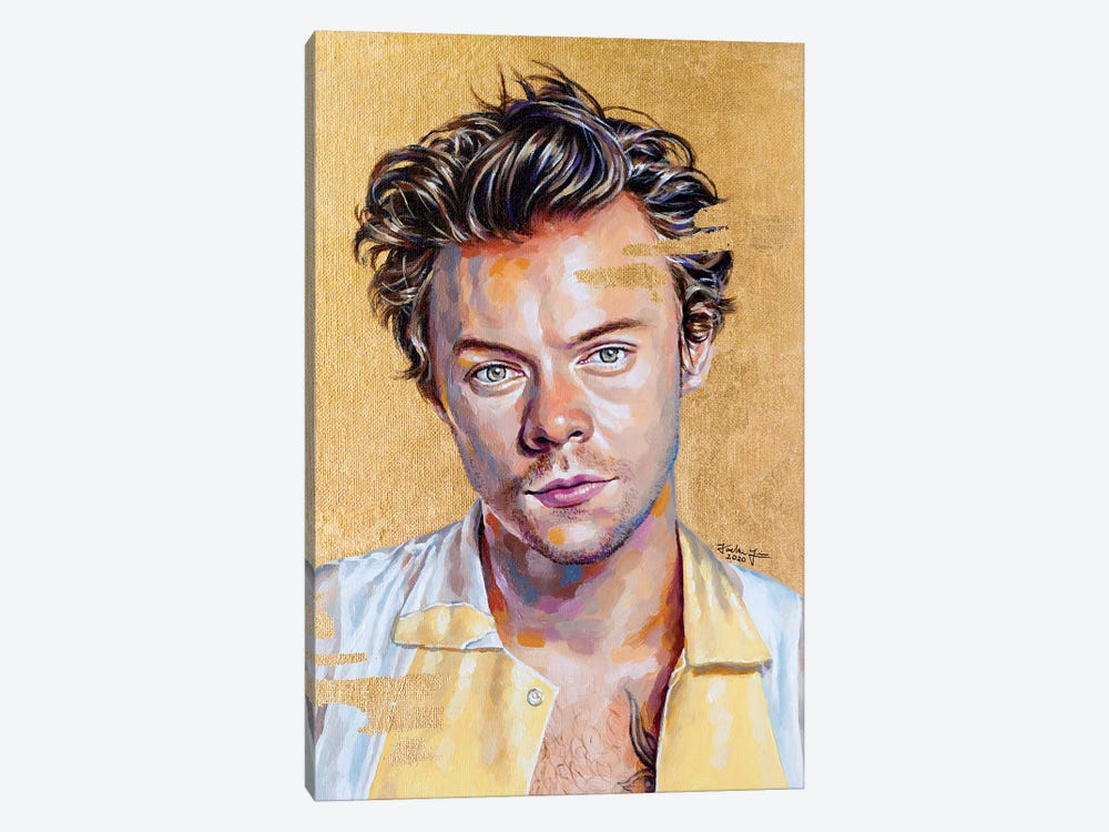 Harry Styles 1-piece Canvas Wall Art