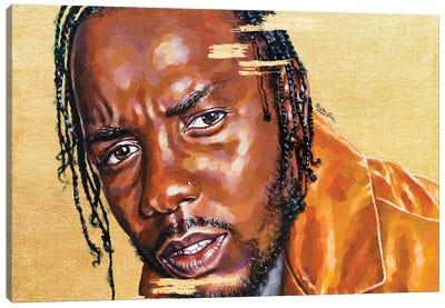 Kendrick Lamar Canvas Art Print