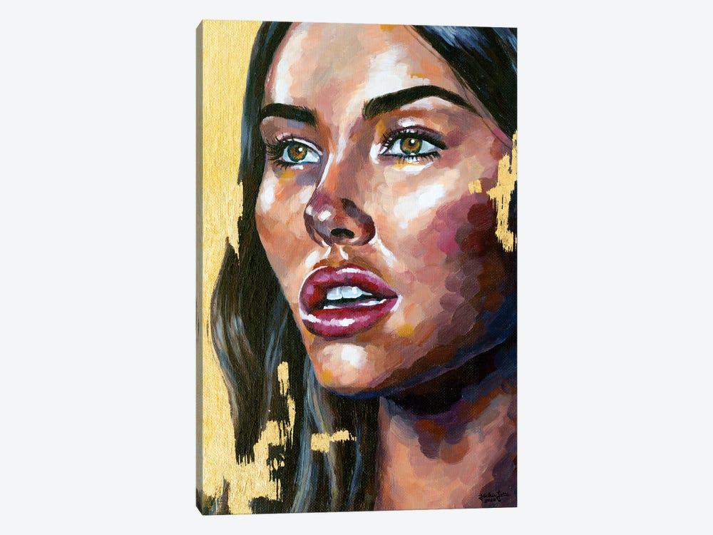 Madison Beer by Jackie Liu 1-piece Canvas Art