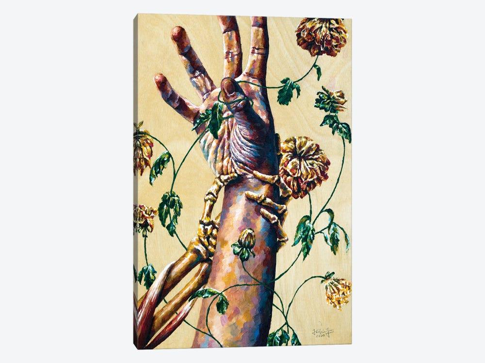 Mortality by Jackie Liu 1-piece Art Print