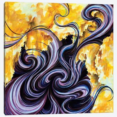 Pandora's Box Canvas Print #JLU20} by Jackie Liu Art Print