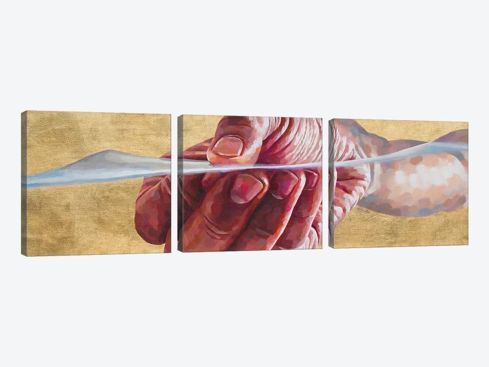 Vote! by Jackie Liu 3-piece Canvas Art