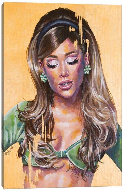 Ariana Grande Canvas Art Print