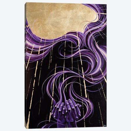 Thanks, Universe Canvas Print #JLU35} by Jackie Liu Canvas Art Print