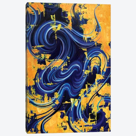 Liminal Canvas Print #JLU4} by Jackie Liu Canvas Art