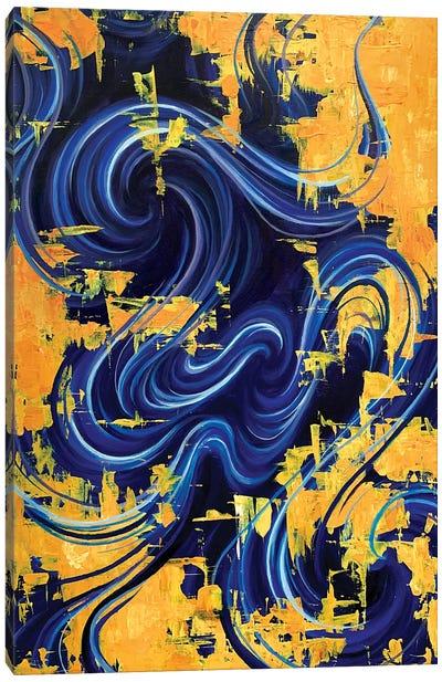 Liminal Canvas Art Print