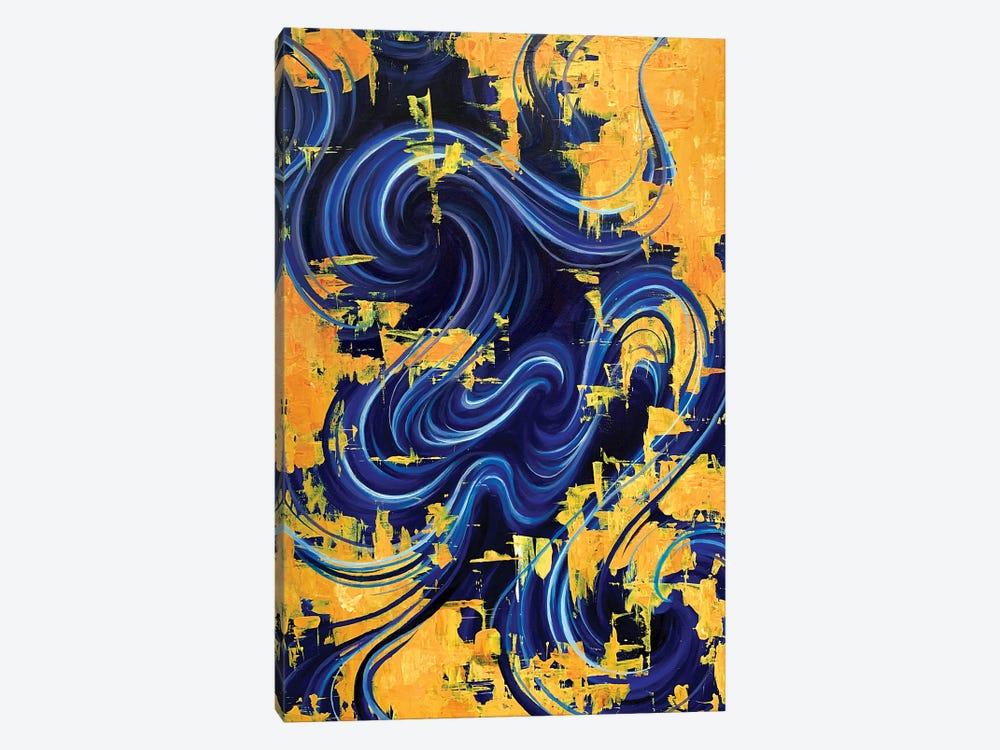 Liminal by Jackie Liu 1-piece Canvas Print