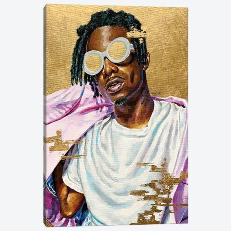 Playboi Carti Canvas Print #JLU5} by Jackie Liu Canvas Art