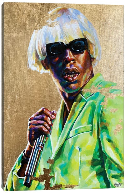 Tyler, The Creator Canvas Art Print