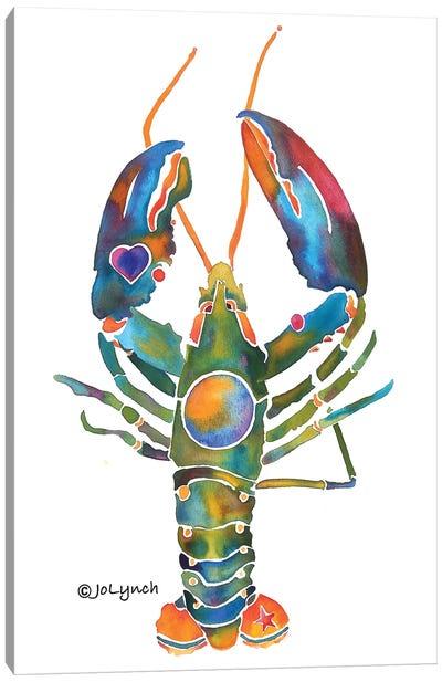 Lobster Maine Canvas Art Print