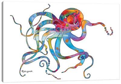 Octopus Multi II Canvas Art Print