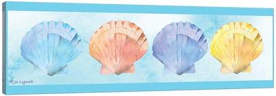 Shells Beach Canvas Art Print