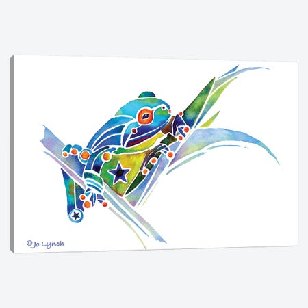 Tree Frog Canvas Print #JLY147} by Jo Lynch Canvas Art Print