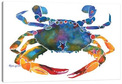 Crabby  Canvas Art Print
