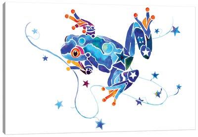 Frog X Canvas Art Print