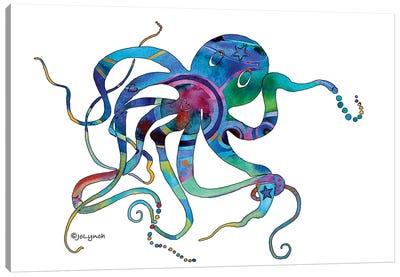 Octopus Multi I Canvas Art Print