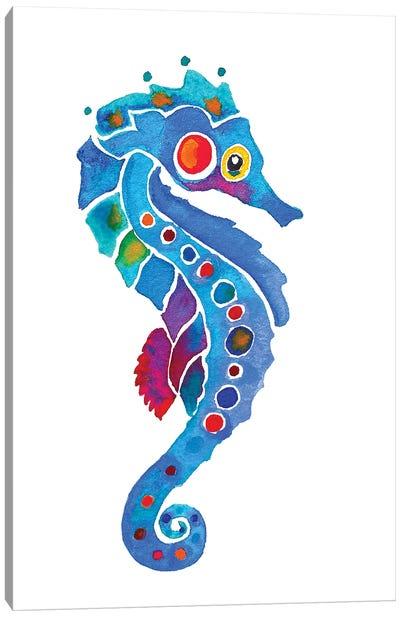 Seahorse II Canvas Art Print
