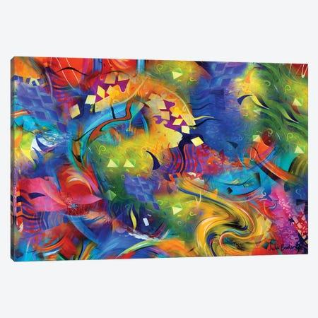 Fascination Canvas Print #JLZ43} by Juleez Canvas Artwork