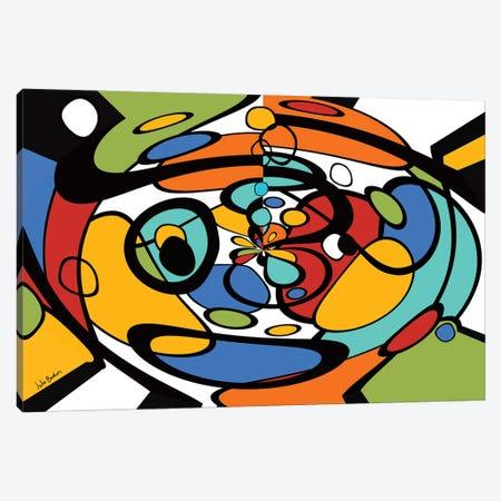Picassa Canvas Print #JLZ45} by Juleez Canvas Print