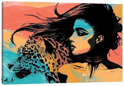 Spirit Animal Canvas Art Print