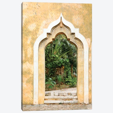 Yucatan, Mexico. Canvas Print #JMC14} by Julien McRoberts Canvas Wall Art