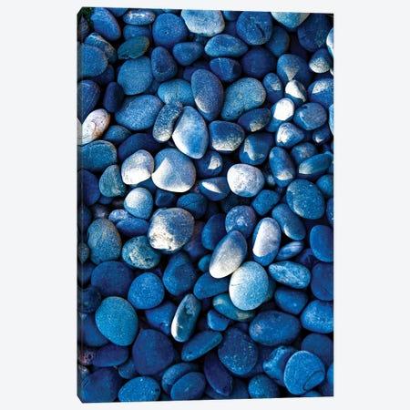 Santa Fe, New Mexico, USA of shaded rocks. Canvas Print #JMC5} by Julien McRoberts Canvas Artwork