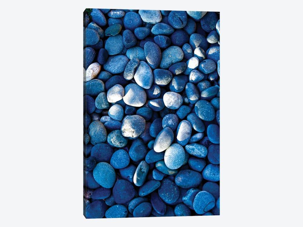 Santa Fe, New Mexico, USA of shaded rocks. by Julien McRoberts 1-piece Canvas Art Print