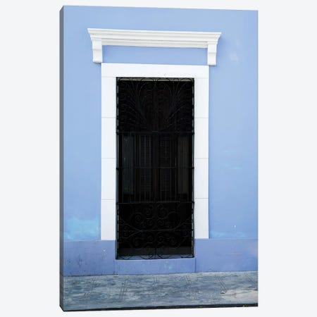 Merida, Yucatan, Mexico. Canvas Print #JMC6} by Julien McRoberts Canvas Wall Art