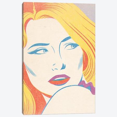 Woman I Canvas Print #JMD36} by Joseph McDermott Canvas Print